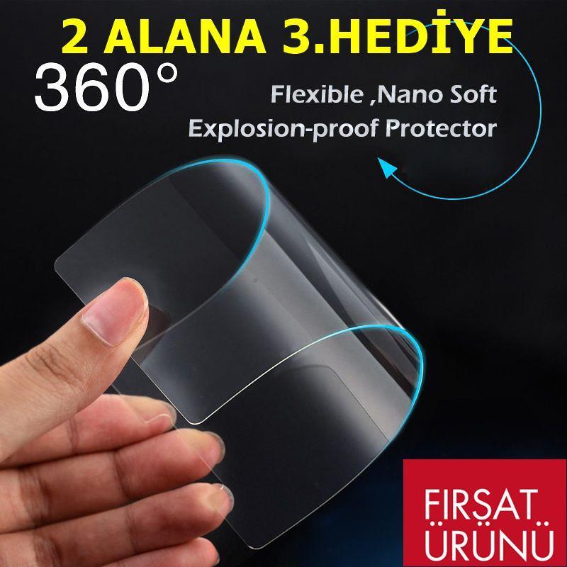 Redeer P13 Blue Nano Cam Kırılmaz Cam Ekran Koruyucu 9H