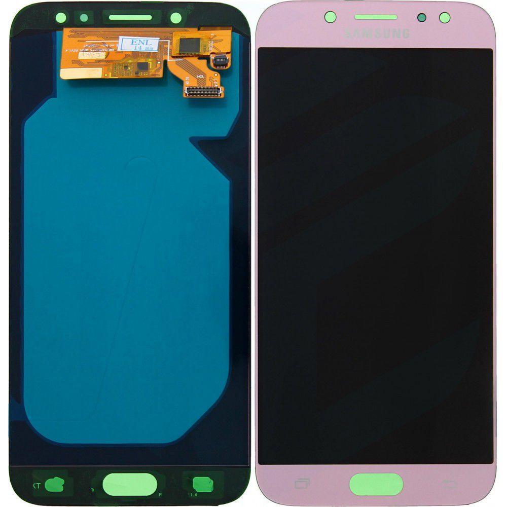 SAMSUNG GALAXY J7 PRO (J730F) LCD DOKUNMATİK ORJİNAL REVİZE EKRAN