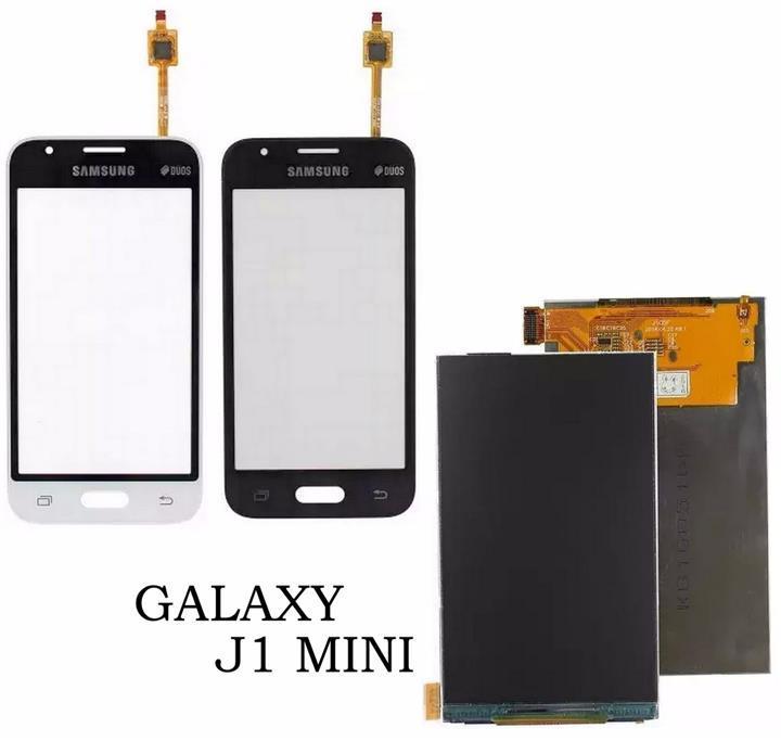 SAMSUNG GALAXY J1 MİNİ J105 LCD Dokunmatik Ekran