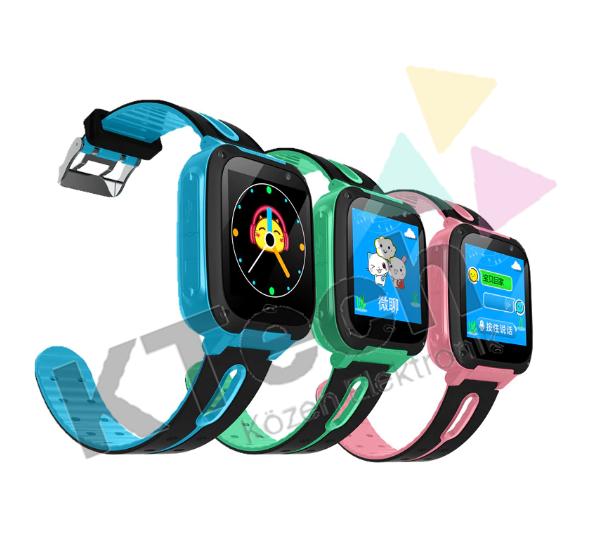 Akıllı Çocuk Saati Sim Kartlı Arama Dinleme Takip Ekran Koruyucu Hediye
