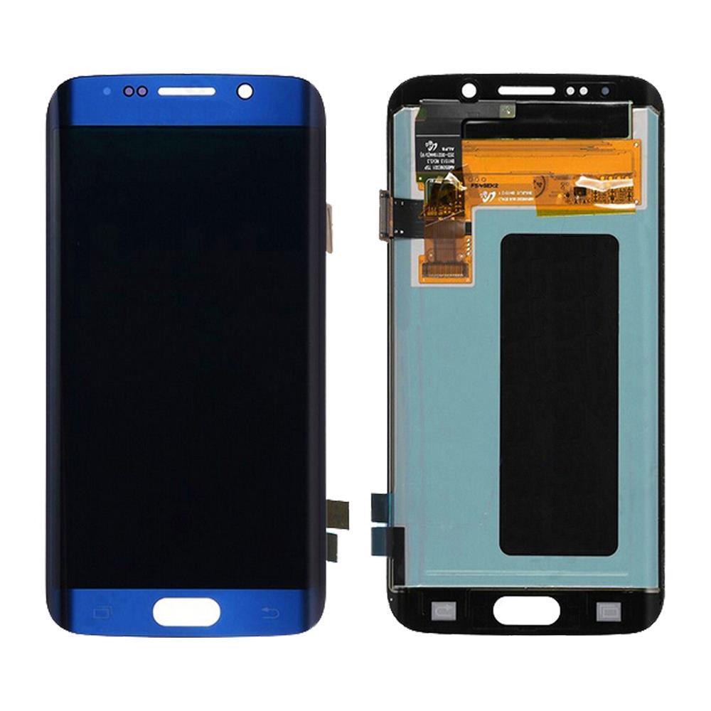 SAMSUNG GALAXY S6 EDGE (G925F) LCD DOKUNMATİK ORJİNAL REVİZE EKRAN