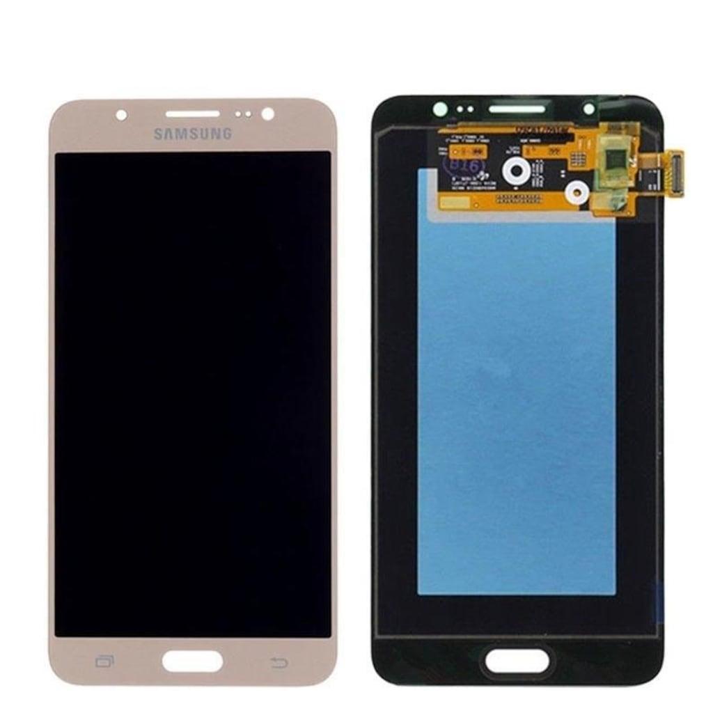 SAMSUNG GALAXY J7 2016 (J710F) LCD DOKUNMATİK ORJİNAL REVİZE EKRAN