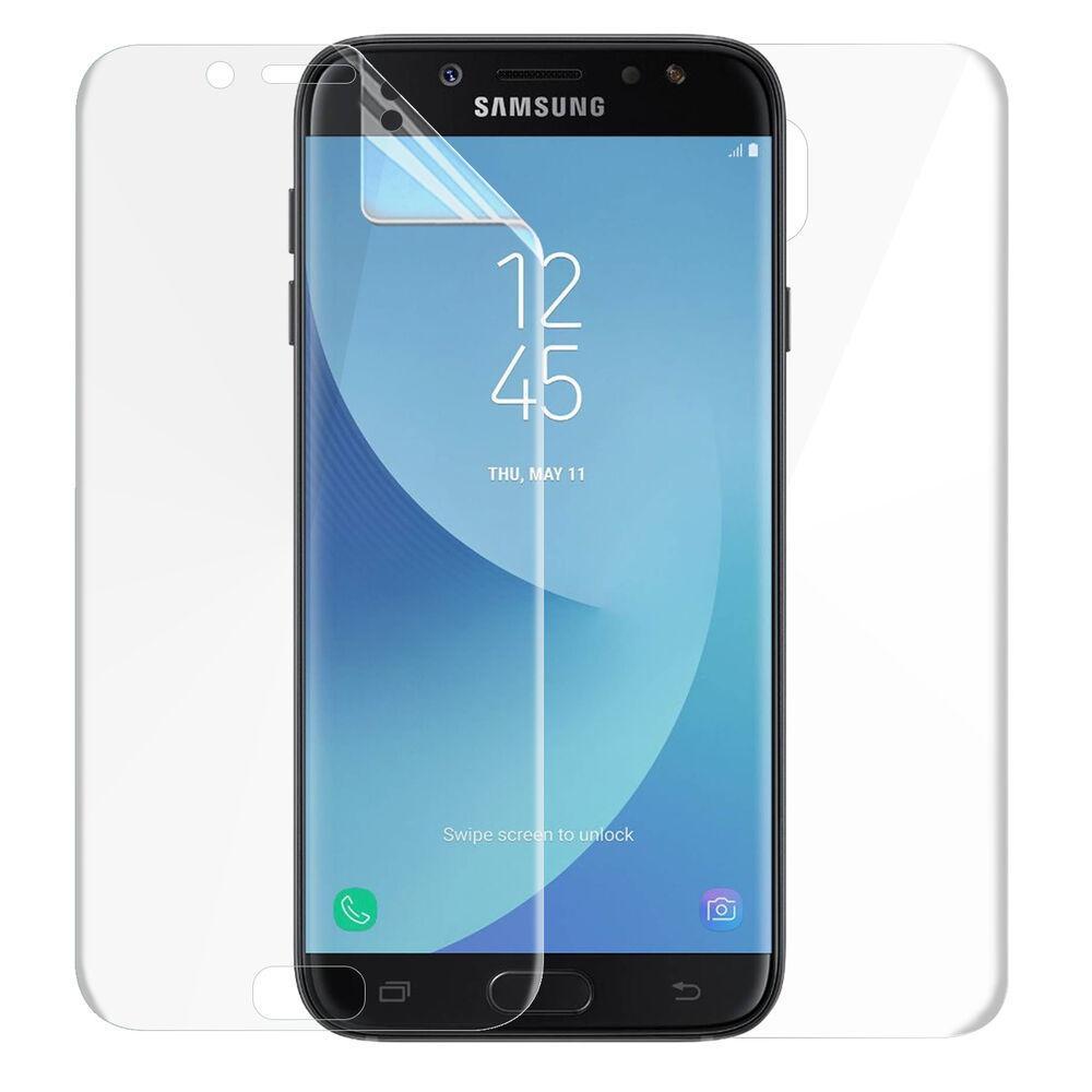 Samsung Galaxy J5 Pro Nano Kırılmaz Cam Koruyucu Ekran Koruyucu 9H