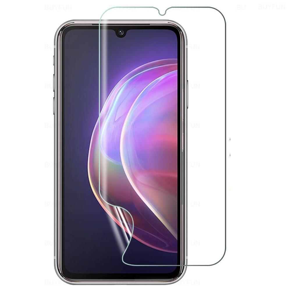Vivo V21 Nano Cam Kırılmaz Cam Ekran Koruyucu 9H