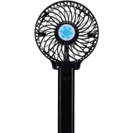 Handy Şarjlı Mini Katlanabilir Masaüstü El Vantilatörü Soğutucu Fan