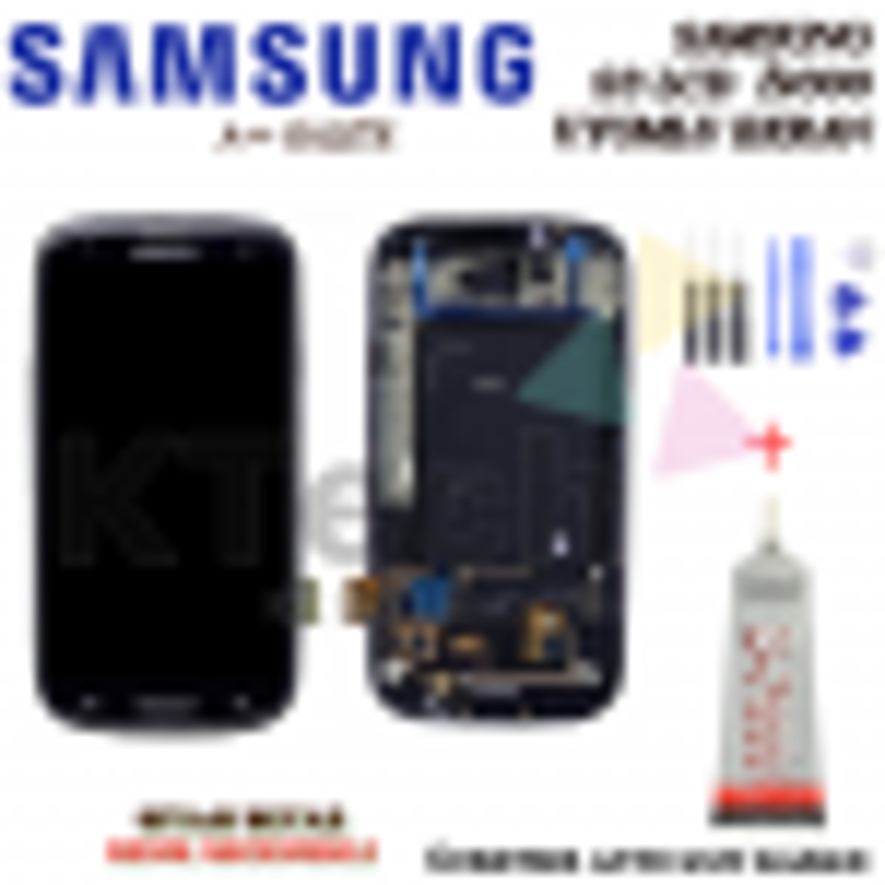 Samsung S3 I9300  Lcd Full Çıtalı Ekran Tft A Kalite