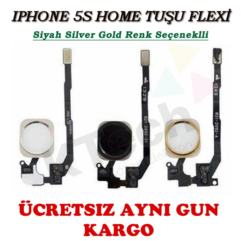 IPHONE 5S HOME TUŞU FLEXİ KARGO BEDAVA