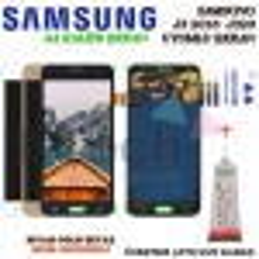 Samsung Galaxy J3 J300 J320 LCD Ekran AA Kalite