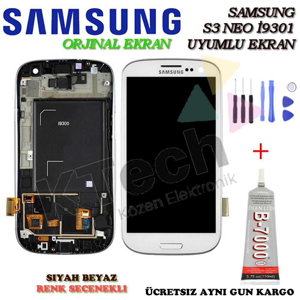 Samsung I9301 S3 Neo Lcd Ekran Revize Orijinal