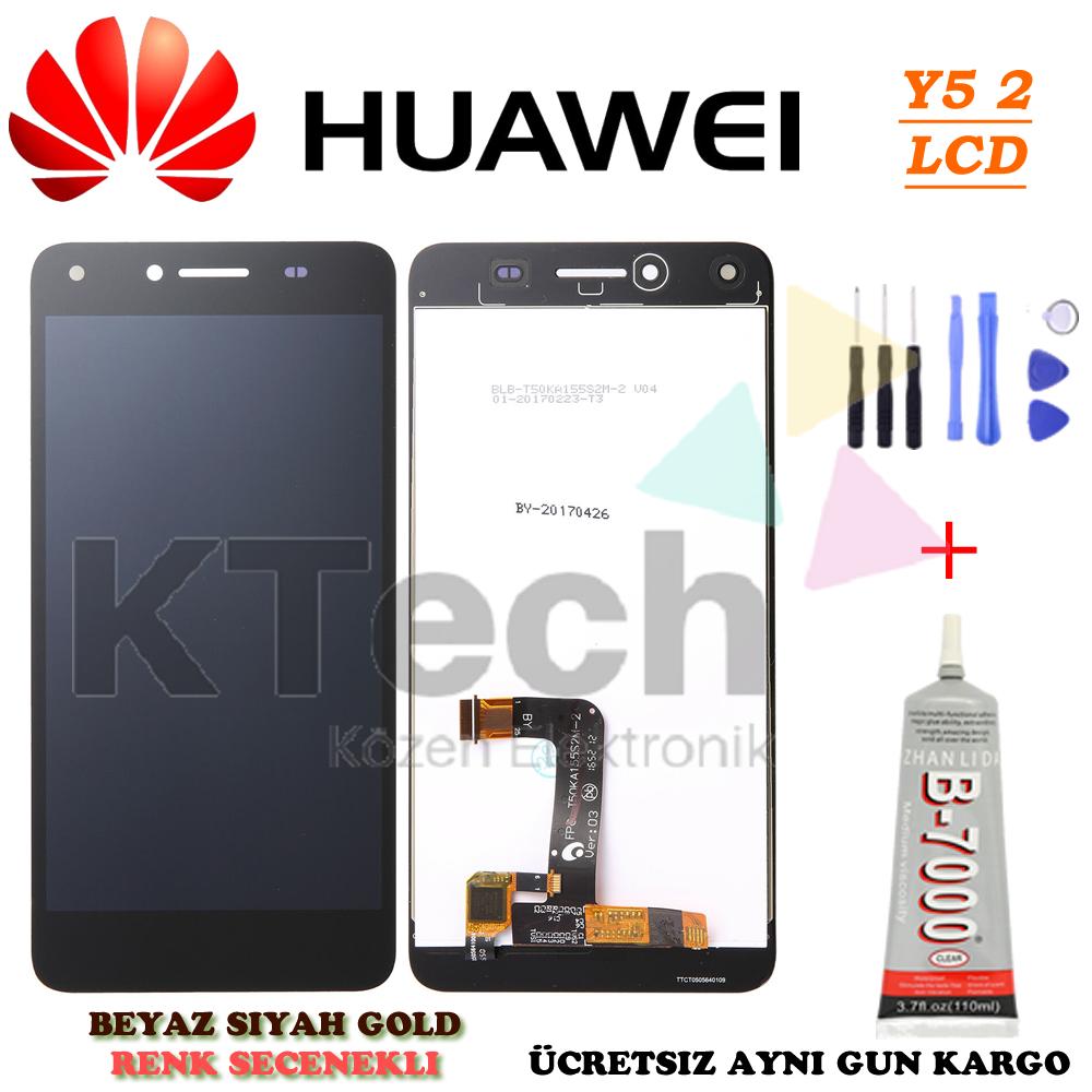Huawei Y5 2 Lcd Ekran ve  Dokunmatik