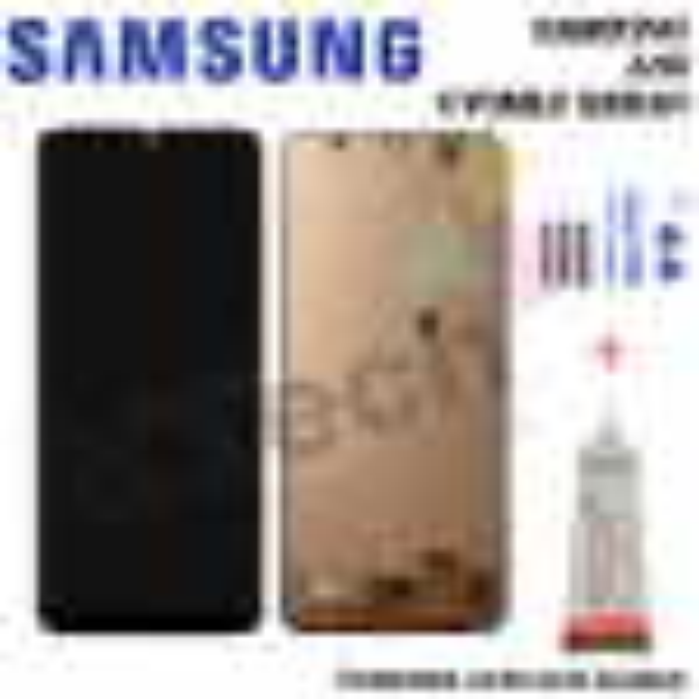 Samsung A30 LCD Ekran Dokunmatik  Orijinal Servis