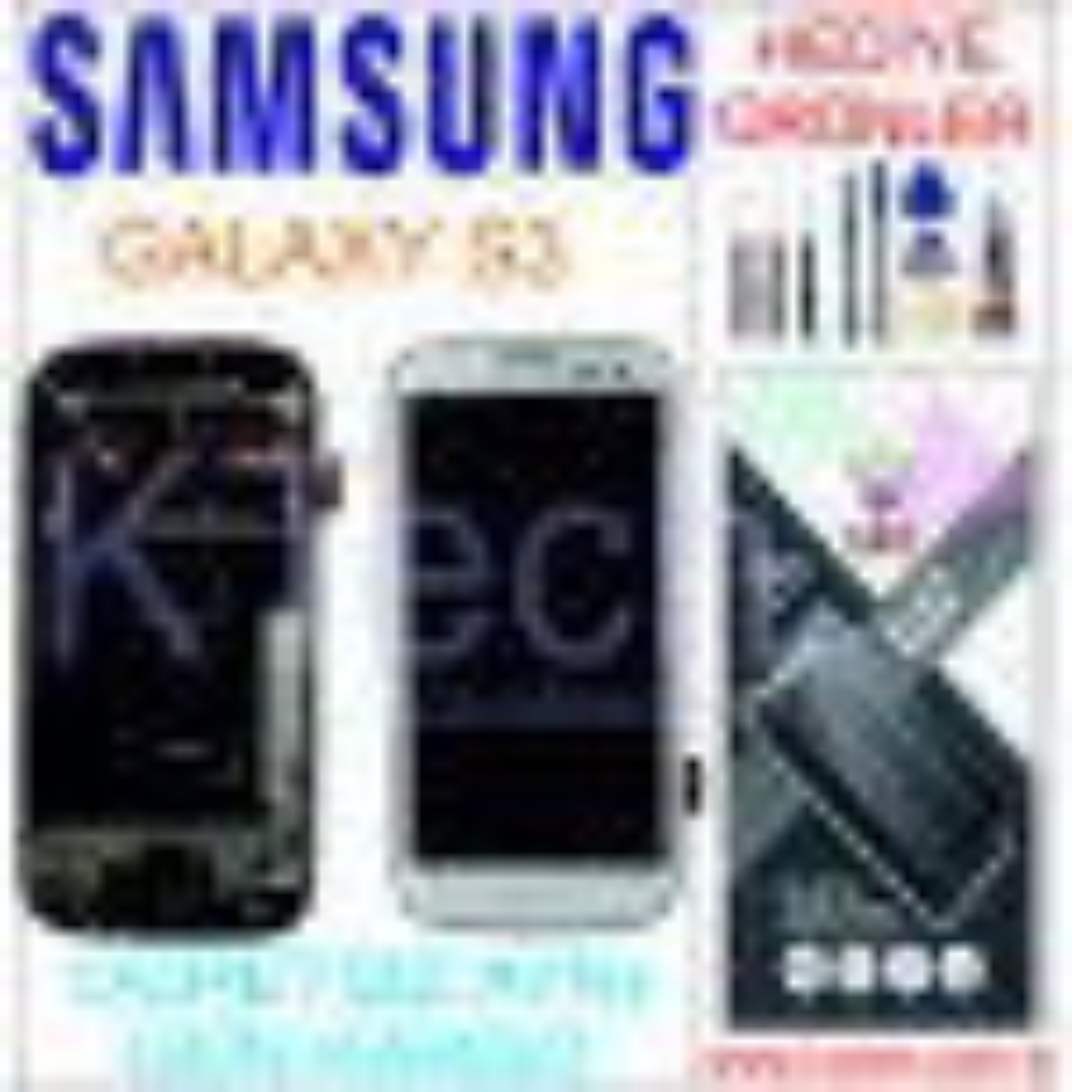 SAMSUNG GALAXY S3 (İ9300) LCD DOKUNMATİK AA KALİTE EKRAN